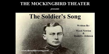 """The Soldier's Song"" the 155th Anniversary of The Battle of Franklin tickets"