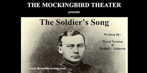 """""""The Soldier's Song"""" the 155th Anniversary of The Battle of Franklin"""