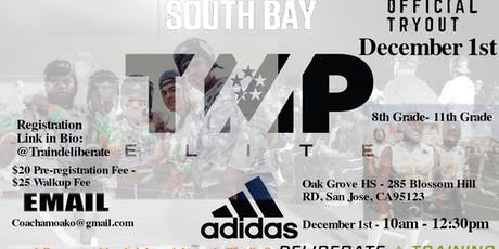 TMP South Bay Tryouts  tickets
