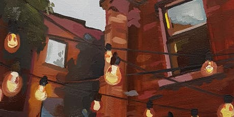 Paint an Urban Scene with Michelle Reid tickets