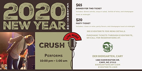 New Year's Eve Bash! tickets
