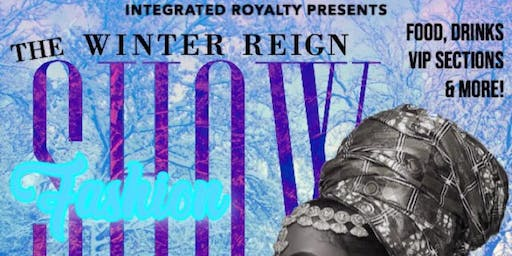 Winter Reign Fashion Show