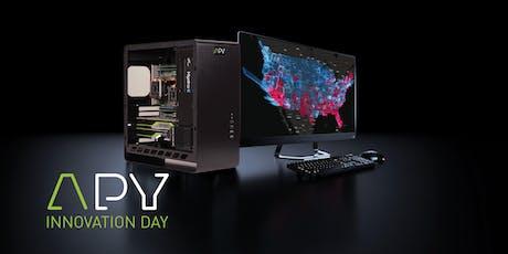 Découvrez comment accélérer l'analyse de données grâce aux GPU NVIDIA billets