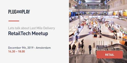 Plug and Play Amsterdam - Meetup RetailTech