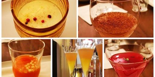 Degustazione Cocktails Gastronomici