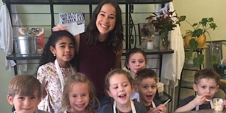Cooking with Kids - Valentine Strawberry Milkshake tickets