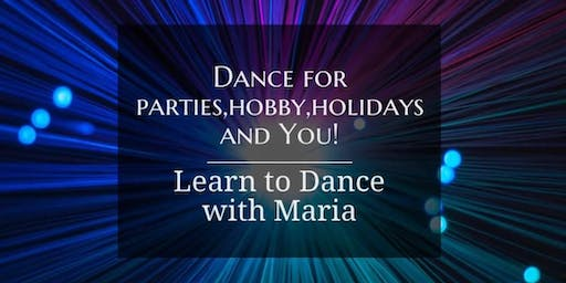 TGIF Holiday Hustle & Latin Potluck Dance Party and more!