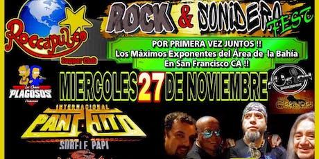 Rock&sonidero  acción de gracias fest tickets