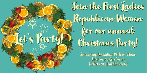 FLRWC Christmas Party