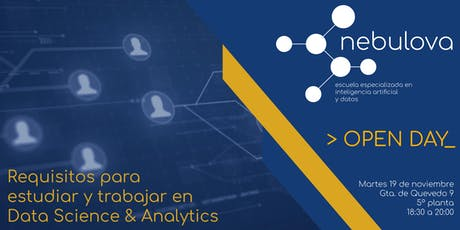 Requisitos para estudiar y trabajar en Data Science & Analytics entradas