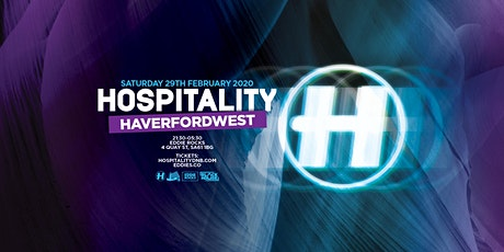 Hospitality Take-Over  tickets