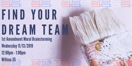 Find Your Willcox Mural Dream Team!