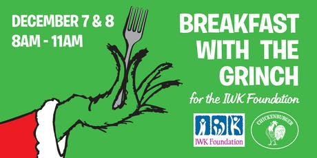 Breakfast with The Grinch for the IWK! tickets