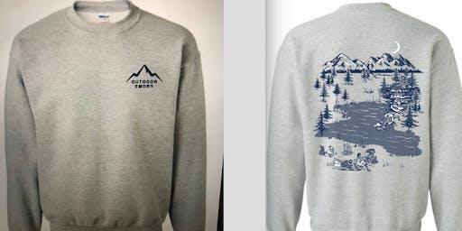 Outdoor Emory Sweatshirt!