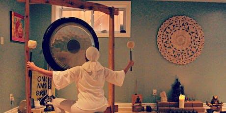 Day Retreat Kundalini Yoga and Gong Bath tickets
