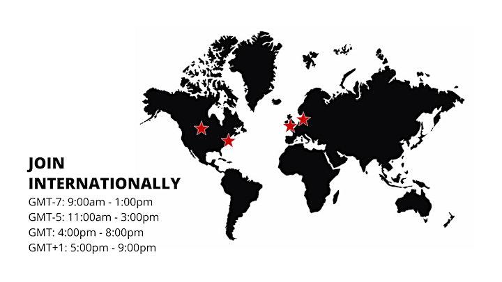 Scrum Around the World - A Hybrid Event image