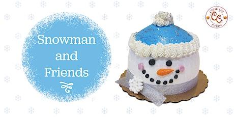 Snowman & Friends Class tickets