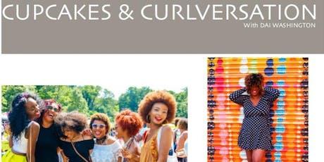 Cupcakes & CURLversation tickets
