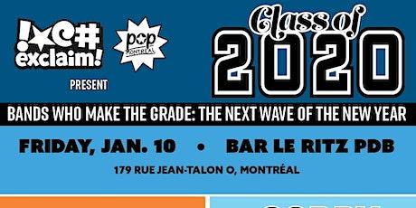 Class Of 2020/MTL: Hanorah, Sorry Girls, Sasha Cay + Dish Pit, Petra Glynt tickets