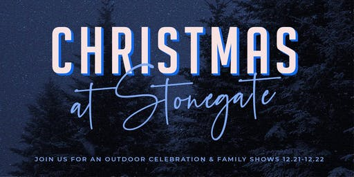 Christmas at Stonegate