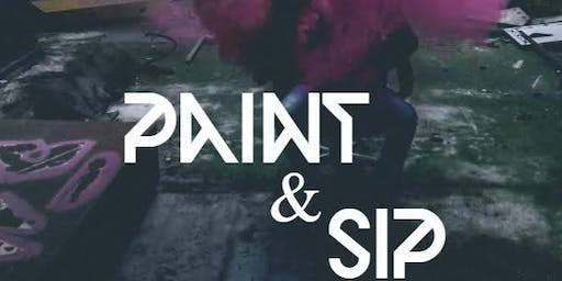 SOSL Studio and Grandeur Events Present Paint and Sip