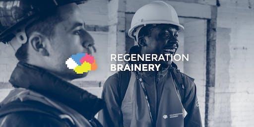 The Regeneration Brainery Grad Club Launch