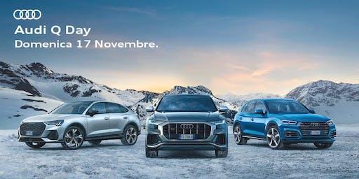 Audi Q-Day | Audi Zentrum Verona