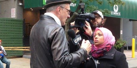 Sharpen your Interview Skills with City News Reporter Ginella Massa tickets