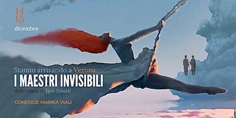 I Maestri Invisibili Lab - Dalla teoria di Igor Sibaldi biglietti