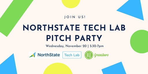 NorthState Tech Lab Pitch Party