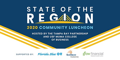 State of the Region (Tampa Bay) 2020 tickets