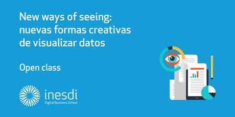 New ways of seeing: nuevas formas creativas de visualizar datos. entradas