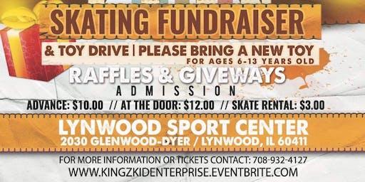 The KingZKidEnterprise 15th Annual Family Affair skate Jam/Toy Drive