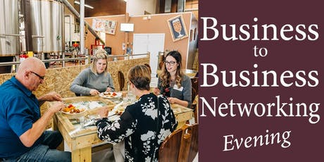 Business to Business Networking Evening  tickets