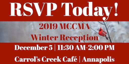 MCCMA Winter Reception