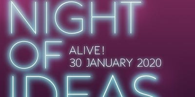 Night Of Ideas Alive!