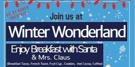 Winter Wonderland/Breakfast with Santa