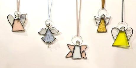 Glass Angel Workshop (copper foiling technique) tickets