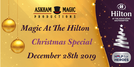 Magic At The Hilton - Christmas Special  tickets