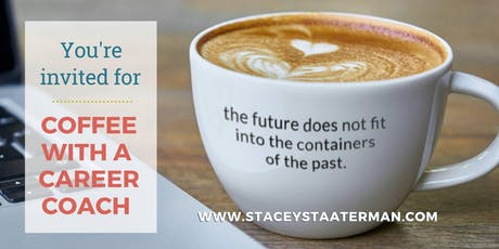 Coffee with a Career Coach  tickets