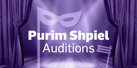Purim Shpiel Auditions tickets