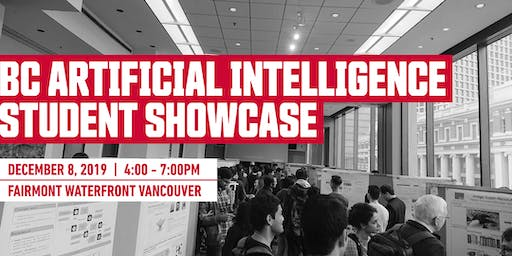 British Columbia AI Student Showcase Presenter Registration