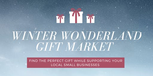 Winter Wonderland Gift Market