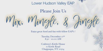 LHV EAP Holiday Breakfast by Newport Academy, Blue Crest RC & Brookdale RC