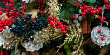 Design a Christmas bouquet with Moyses Stevens  tickets