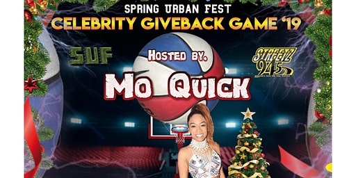 "FREE RSVP! ATLANTA DAY '19 ""CELEBRITY GIVEBACK BASKETBALL GAME"" SAT.DEC.14"