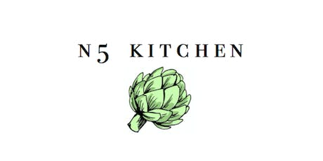 N5 Kitchen Christmas drinks and canapés tickets