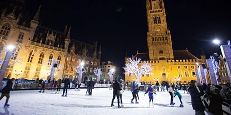 Weekend Marché de Noel de Bruges & Plaisirs d'Hiver à Bruxelles billets