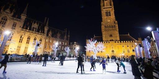 Weekend Marché de Noel de Bruges & Plaisirs d'Hiver à Bruxelles