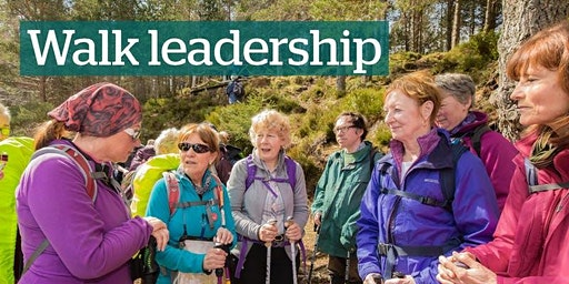 Walk Leadership Essentials - Heaton Park, Manchester - 25/01/2020